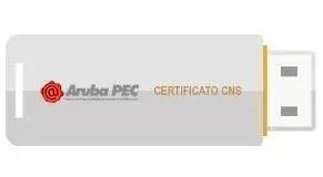 aruba key 1 Aruba Key CNS - La Firma Digitale Aruba su USB con CNS