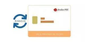 business key rinnovo Firma digitale