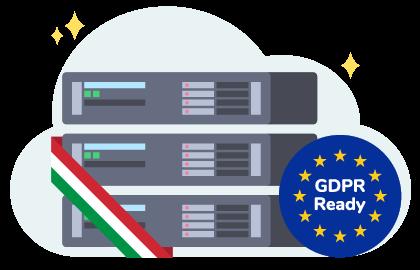 Hosting Viterbo. GPDR Ready con connettività italiana