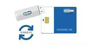 rinnovo firma digitale infocert Rinnovo Firma InfoCert