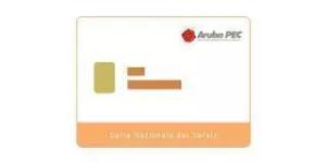 smart card aruba cns Firma digitale