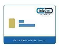 smart card infocert cns 1 Smart Card CNS InfoCert